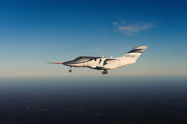 HondaJet Training Photo