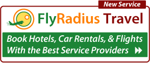 FlyRadius Travel New Service